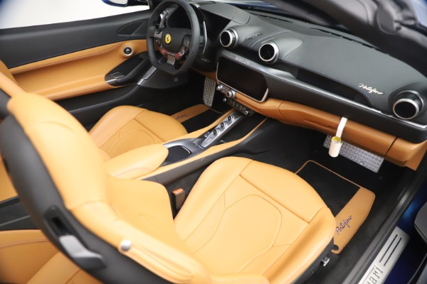 Used 2020 Ferrari Portofino for sale Call for price at Rolls-Royce Motor Cars Greenwich in Greenwich CT 06830 24