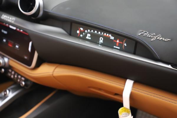 Used 2020 Ferrari Portofino for sale Call for price at Rolls-Royce Motor Cars Greenwich in Greenwich CT 06830 27