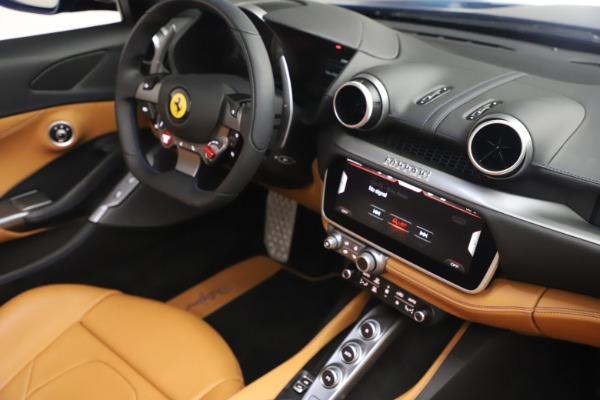 Used 2020 Ferrari Portofino for sale Call for price at Rolls-Royce Motor Cars Greenwich in Greenwich CT 06830 28