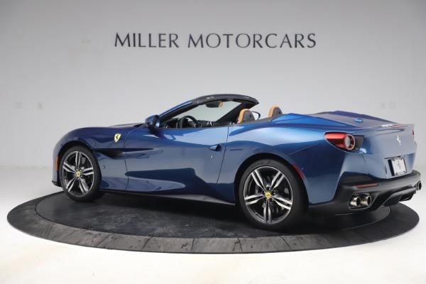 Used 2020 Ferrari Portofino for sale Call for price at Rolls-Royce Motor Cars Greenwich in Greenwich CT 06830 4