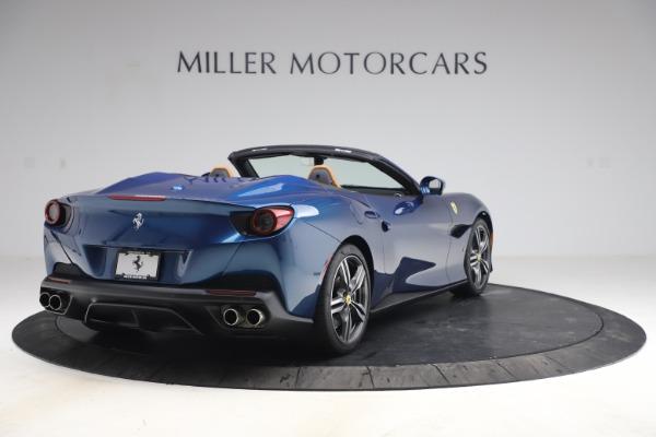 Used 2020 Ferrari Portofino for sale Call for price at Rolls-Royce Motor Cars Greenwich in Greenwich CT 06830 7