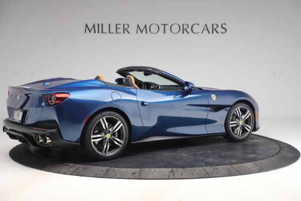 Used 2020 Ferrari Portofino for sale Call for price at Rolls-Royce Motor Cars Greenwich in Greenwich CT 06830 8