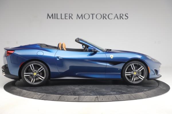 Used 2020 Ferrari Portofino for sale Call for price at Rolls-Royce Motor Cars Greenwich in Greenwich CT 06830 9