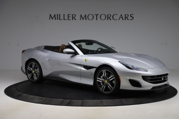 Used 2020 Ferrari Portofino for sale Sold at Rolls-Royce Motor Cars Greenwich in Greenwich CT 06830 10