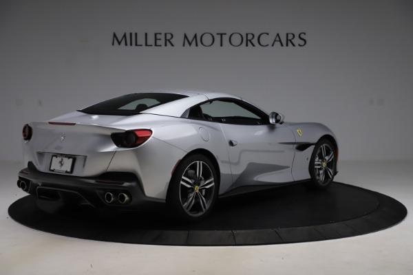 Used 2020 Ferrari Portofino for sale Sold at Rolls-Royce Motor Cars Greenwich in Greenwich CT 06830 16