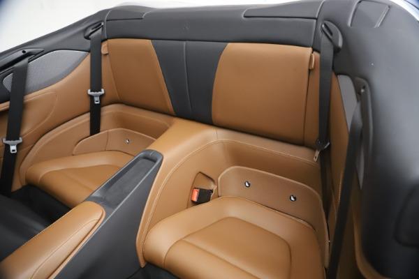 Used 2020 Ferrari Portofino for sale Sold at Rolls-Royce Motor Cars Greenwich in Greenwich CT 06830 21