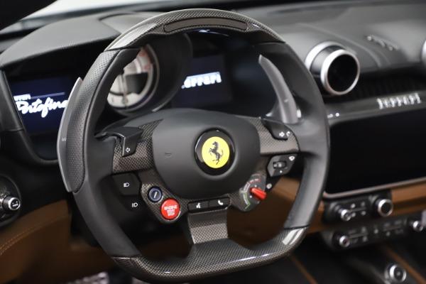 Used 2020 Ferrari Portofino for sale Sold at Rolls-Royce Motor Cars Greenwich in Greenwich CT 06830 23