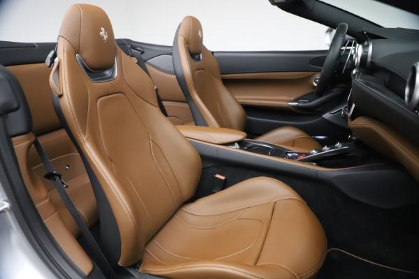 Used 2020 Ferrari Portofino for sale Sold at Rolls-Royce Motor Cars Greenwich in Greenwich CT 06830 26