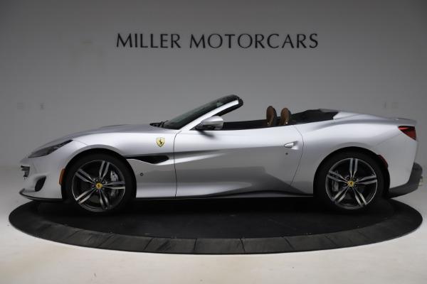 Used 2020 Ferrari Portofino for sale Sold at Rolls-Royce Motor Cars Greenwich in Greenwich CT 06830 3