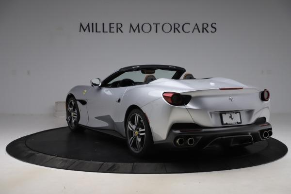 Used 2020 Ferrari Portofino for sale Sold at Rolls-Royce Motor Cars Greenwich in Greenwich CT 06830 5