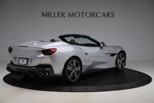 Used 2020 Ferrari Portofino for sale Sold at Rolls-Royce Motor Cars Greenwich in Greenwich CT 06830 6