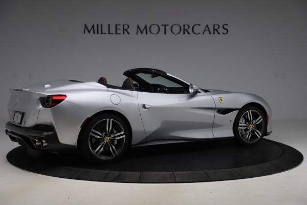 Used 2020 Ferrari Portofino for sale Sold at Rolls-Royce Motor Cars Greenwich in Greenwich CT 06830 8