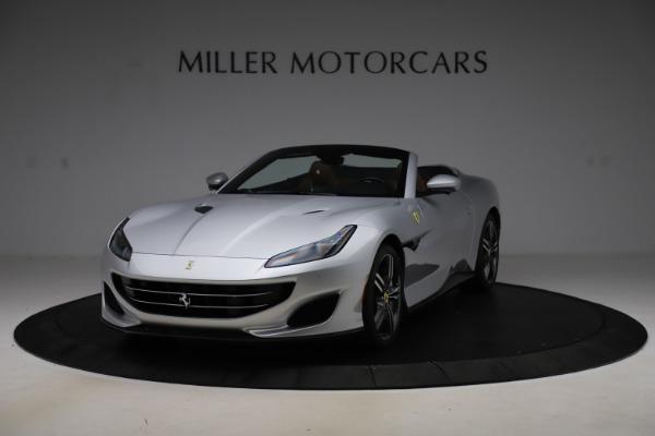 Used 2020 Ferrari Portofino for sale Sold at Rolls-Royce Motor Cars Greenwich in Greenwich CT 06830 1