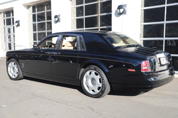 Used 2006 Rolls-Royce Phantom for sale $109,900 at Rolls-Royce Motor Cars Greenwich in Greenwich CT 06830 12