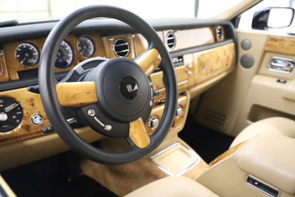 Used 2006 Rolls-Royce Phantom for sale $109,900 at Rolls-Royce Motor Cars Greenwich in Greenwich CT 06830 19