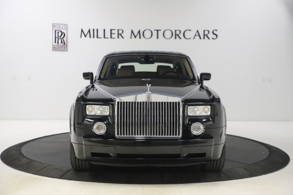 Used 2006 Rolls-Royce Phantom for sale $109,900 at Rolls-Royce Motor Cars Greenwich in Greenwich CT 06830 2