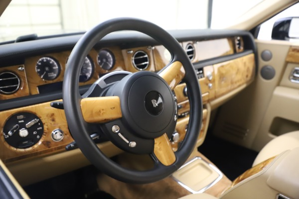 Used 2006 Rolls-Royce Phantom for sale $109,900 at Rolls-Royce Motor Cars Greenwich in Greenwich CT 06830 20