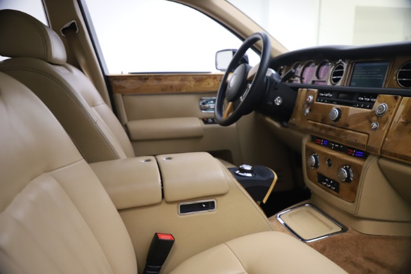 Used 2006 Rolls-Royce Phantom for sale $109,900 at Rolls-Royce Motor Cars Greenwich in Greenwich CT 06830 21