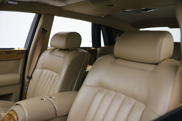 Used 2006 Rolls-Royce Phantom for sale $109,900 at Rolls-Royce Motor Cars Greenwich in Greenwich CT 06830 23