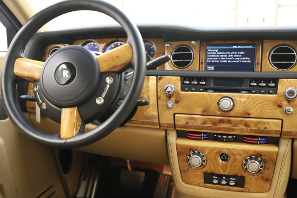 Used 2006 Rolls-Royce Phantom for sale $109,900 at Rolls-Royce Motor Cars Greenwich in Greenwich CT 06830 27