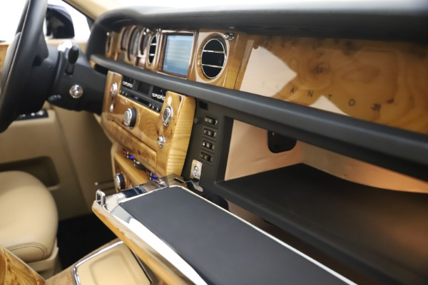 Used 2006 Rolls-Royce Phantom for sale $109,900 at Rolls-Royce Motor Cars Greenwich in Greenwich CT 06830 28