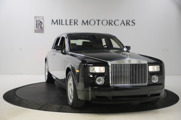 Used 2006 Rolls-Royce Phantom for sale $109,900 at Rolls-Royce Motor Cars Greenwich in Greenwich CT 06830 3