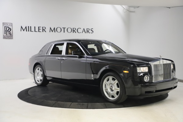 Used 2006 Rolls-Royce Phantom for sale $109,900 at Rolls-Royce Motor Cars Greenwich in Greenwich CT 06830 4