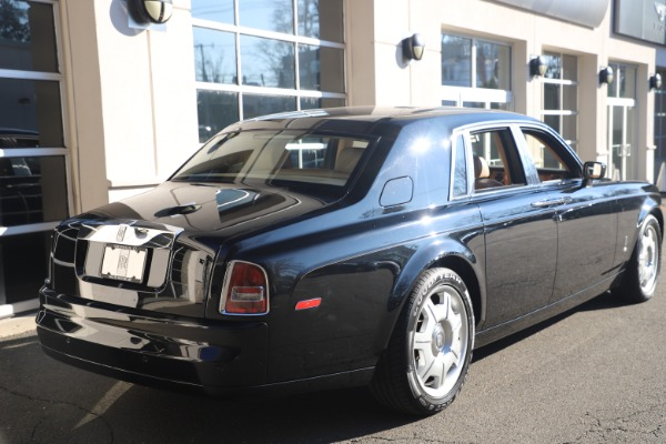 Used 2006 Rolls-Royce Phantom for sale $109,900 at Rolls-Royce Motor Cars Greenwich in Greenwich CT 06830 8