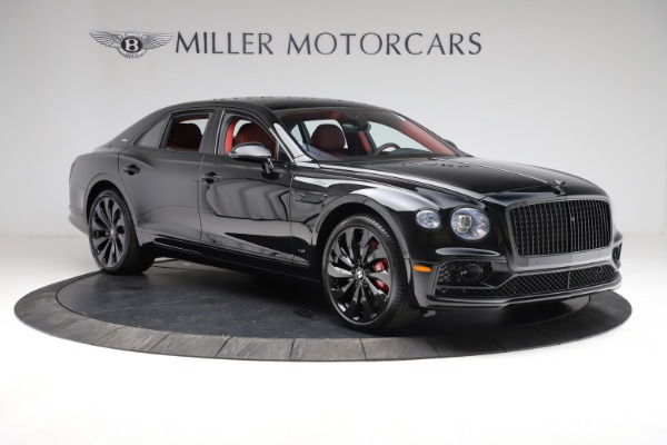 New 2021 Bentley Flying Spur V8 First Edition for sale Sold at Rolls-Royce Motor Cars Greenwich in Greenwich CT 06830 11