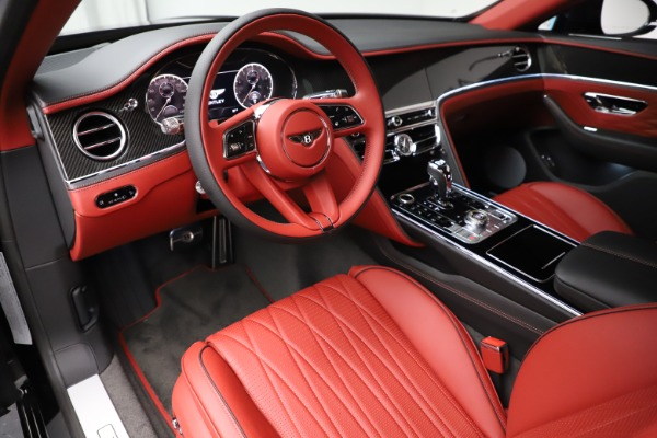 New 2021 Bentley Flying Spur V8 First Edition for sale Sold at Rolls-Royce Motor Cars Greenwich in Greenwich CT 06830 18