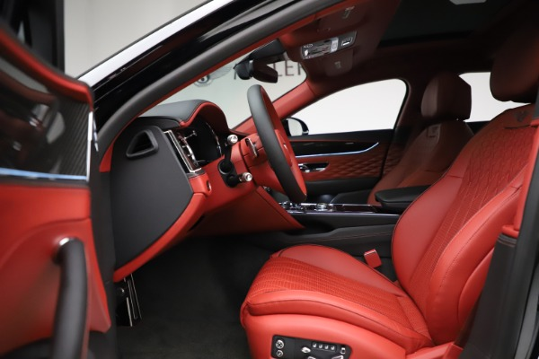 New 2021 Bentley Flying Spur V8 First Edition for sale Sold at Rolls-Royce Motor Cars Greenwich in Greenwich CT 06830 19