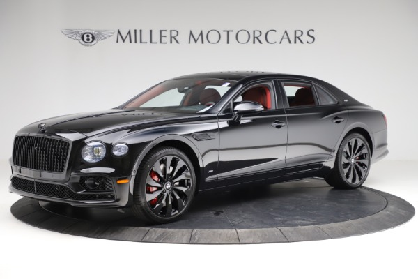 New 2021 Bentley Flying Spur V8 First Edition for sale Sold at Rolls-Royce Motor Cars Greenwich in Greenwich CT 06830 2