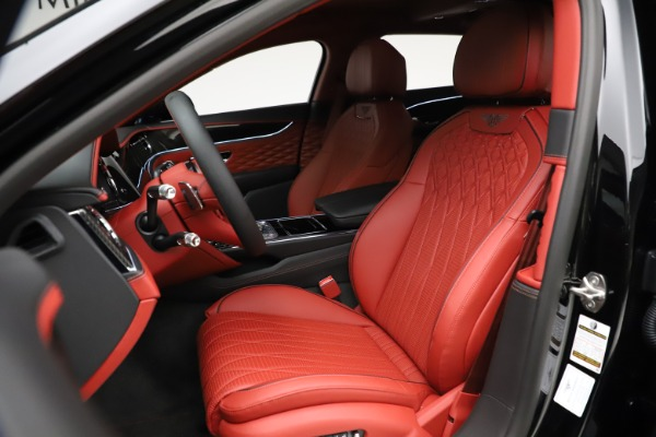 New 2021 Bentley Flying Spur V8 First Edition for sale Sold at Rolls-Royce Motor Cars Greenwich in Greenwich CT 06830 20