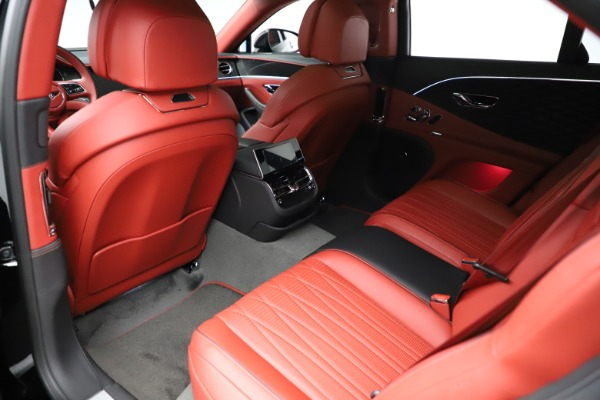 New 2021 Bentley Flying Spur V8 First Edition for sale Sold at Rolls-Royce Motor Cars Greenwich in Greenwich CT 06830 21