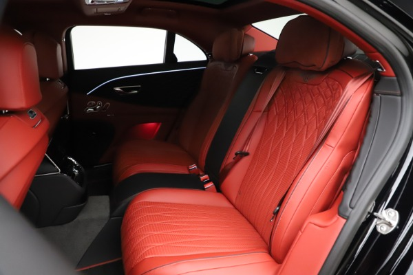New 2021 Bentley Flying Spur V8 First Edition for sale Sold at Rolls-Royce Motor Cars Greenwich in Greenwich CT 06830 23