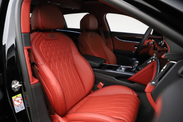 New 2021 Bentley Flying Spur V8 First Edition for sale Sold at Rolls-Royce Motor Cars Greenwich in Greenwich CT 06830 27