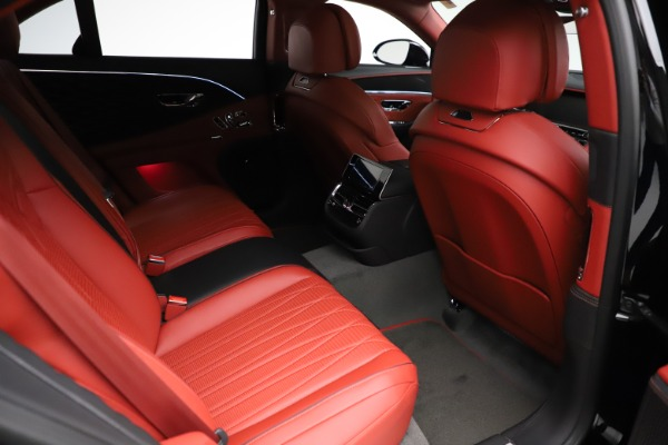 New 2021 Bentley Flying Spur V8 First Edition for sale Sold at Rolls-Royce Motor Cars Greenwich in Greenwich CT 06830 28