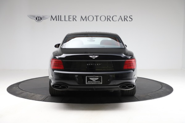 New 2021 Bentley Flying Spur V8 First Edition for sale Sold at Rolls-Royce Motor Cars Greenwich in Greenwich CT 06830 6