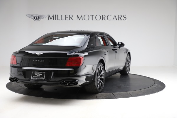 New 2021 Bentley Flying Spur V8 First Edition for sale Sold at Rolls-Royce Motor Cars Greenwich in Greenwich CT 06830 7