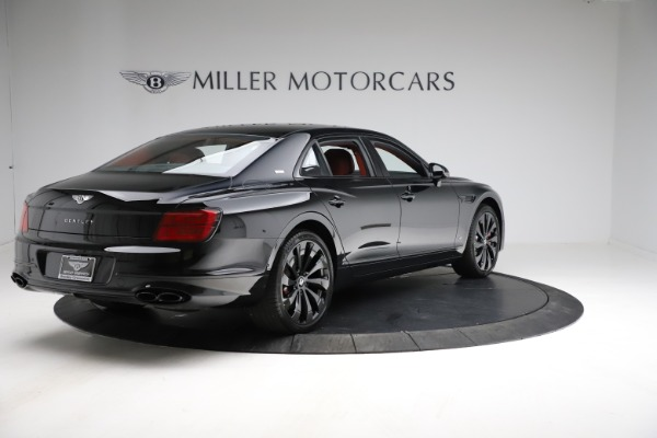 New 2021 Bentley Flying Spur V8 First Edition for sale Sold at Rolls-Royce Motor Cars Greenwich in Greenwich CT 06830 8