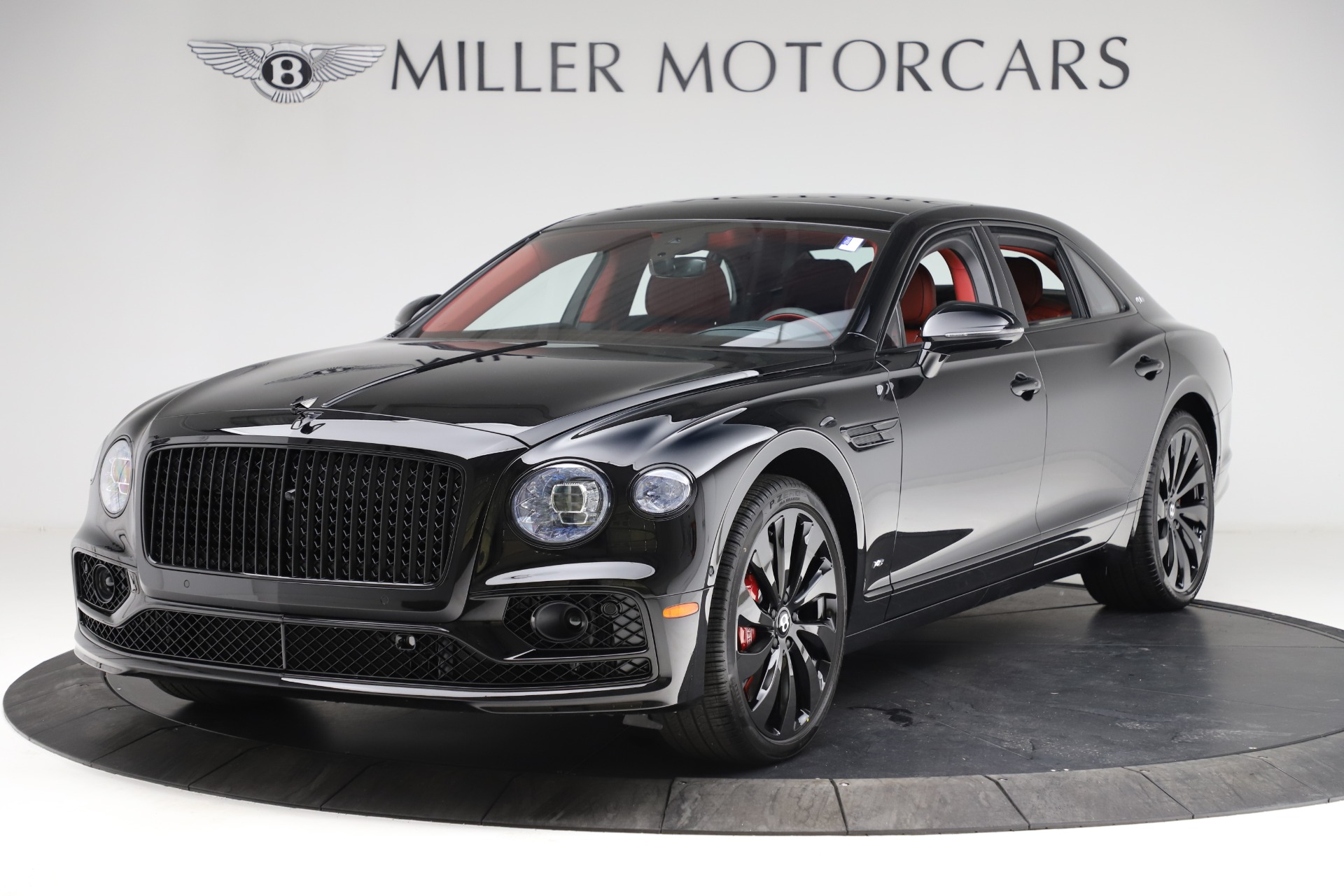 New 2021 Bentley Flying Spur V8 First Edition for sale Sold at Rolls-Royce Motor Cars Greenwich in Greenwich CT 06830 1