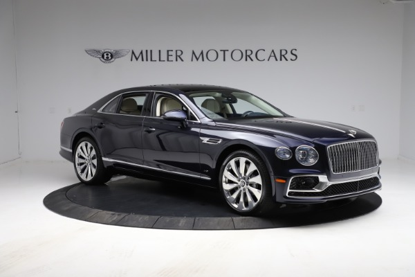 New 2021 Bentley Flying Spur V8 First Edition for sale Call for price at Rolls-Royce Motor Cars Greenwich in Greenwich CT 06830 10