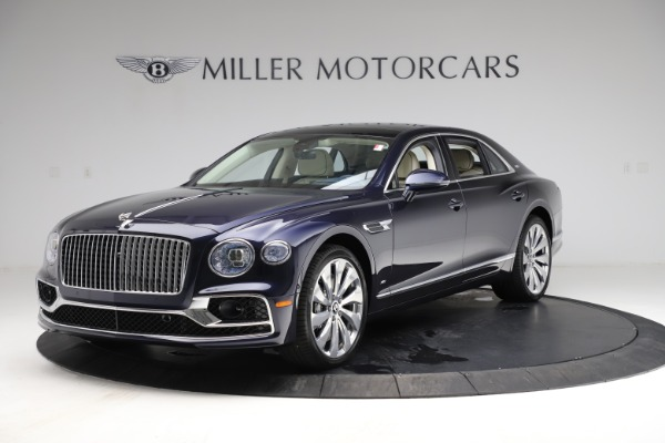 New 2021 Bentley Flying Spur V8 First Edition for sale Call for price at Rolls-Royce Motor Cars Greenwich in Greenwich CT 06830 2