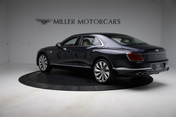 New 2021 Bentley Flying Spur V8 First Edition for sale Call for price at Rolls-Royce Motor Cars Greenwich in Greenwich CT 06830 5