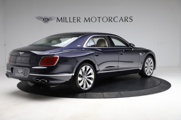 New 2021 Bentley Flying Spur V8 First Edition for sale Call for price at Rolls-Royce Motor Cars Greenwich in Greenwich CT 06830 8