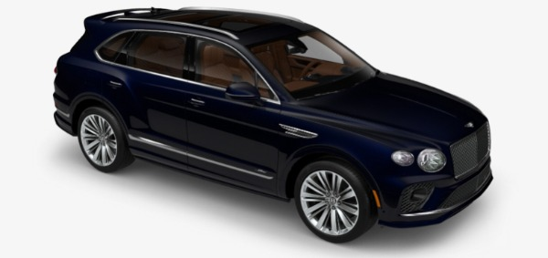 New 2021 Bentley Bentayga Speed Edition for sale $272,895 at Rolls-Royce Motor Cars Greenwich in Greenwich CT 06830 5