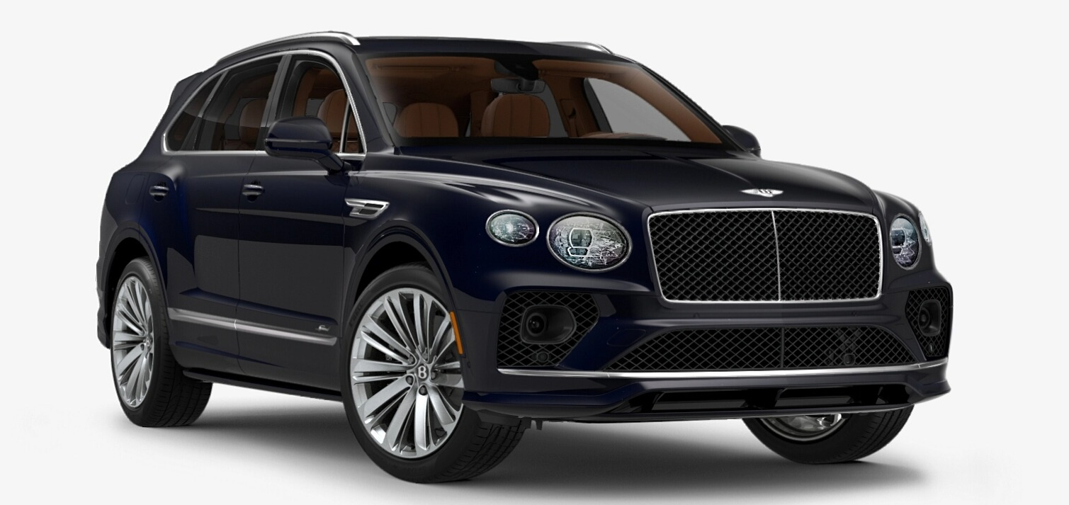 New 2021 Bentley Bentayga Speed Edition for sale $272,895 at Rolls-Royce Motor Cars Greenwich in Greenwich CT 06830 1