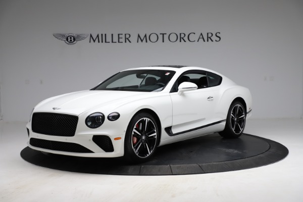 New 2021 Bentley Continental GT V8 for sale Call for price at Rolls-Royce Motor Cars Greenwich in Greenwich CT 06830 2