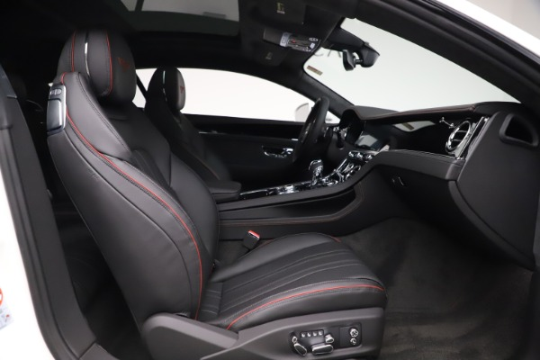 New 2021 Bentley Continental GT V8 for sale Call for price at Rolls-Royce Motor Cars Greenwich in Greenwich CT 06830 22