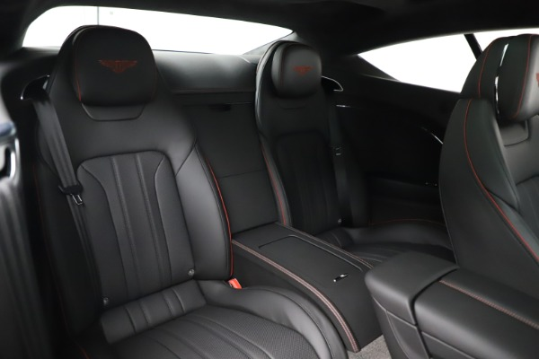 New 2021 Bentley Continental GT V8 for sale Call for price at Rolls-Royce Motor Cars Greenwich in Greenwich CT 06830 24